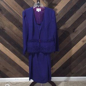 Nah nah collection 2 piece dress suit